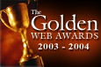 Golden Web Award Winner 2003-2004